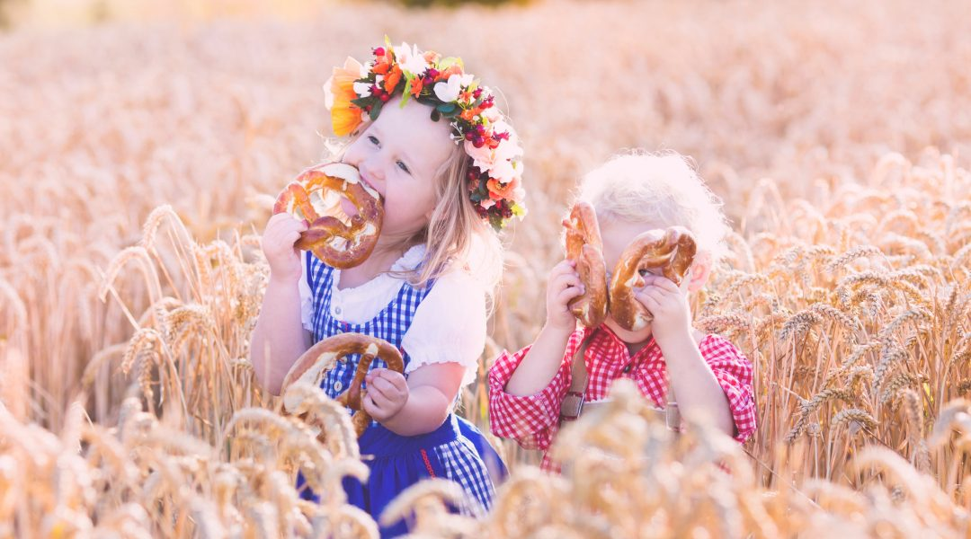 First Harvest: Simple Ways To Celebrate With Kids